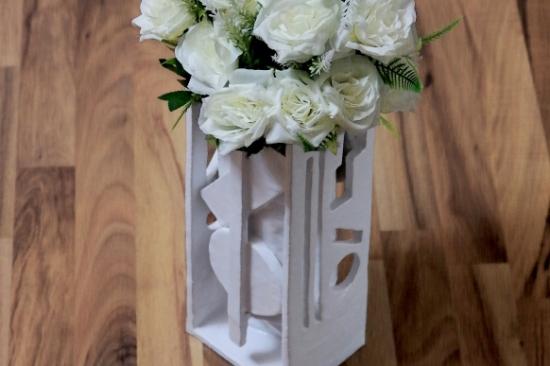 Ceramic Vase , handmade